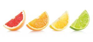 citrus crédence cuisine Mural Decor